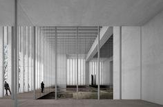 Musée des Beaux–arts, David Chipperfield