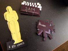 Oscar themed Door Decs!