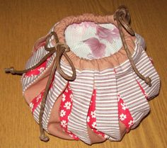 cute Japanese Omiyage bag tutorial from a Russian site, some of the translation is pretty funny :)