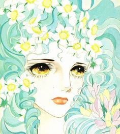 Feh Yes Vintage Manga - Yamagaishi Ryouko – Arabesque Retro Art, Vintage Art, Turkish Tiles, Portuguese Tiles, Moroccan Tiles, Manga Artist, Illustration Art, Manga Illustrations, Japanese Artists