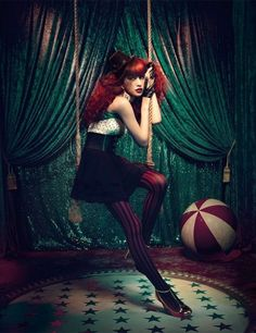 circus also look at circus,flock,wonderful and alice and film boards for more bizarre and circus based inspiration