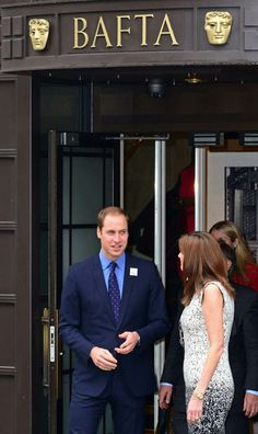 Prince William attends BAFTA charity event without Kate and George - hellomagazine.com