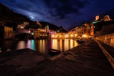 Vernazza By Night by Luca Libralato on 500px
