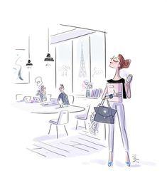 illustration magalie F bureauparis.jpg - Magalie F | Virginie