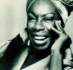 Nina Simone  -a little sugar in my bowl... a little steam on my clothes... ~e
