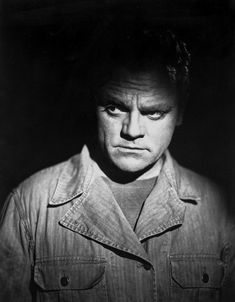 """George Hurrell - James Cagney from """" Each Dawn I Die"""" (1939)"""