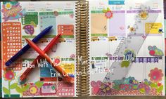 ♛ Plan With Me EP16 - Mar.28~Apr.03, 2016 l Erin Condren Life Planner 跟我...