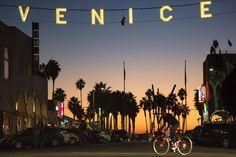 Venice Beach, en Los Ángeles, es un auténtico Silicon Valley con costa  varios gigantes de Internet han abierto sucursales aquí