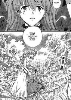Neon Genesis Evangelion, Manga Art, Anime Manga, Good Anime Series, Asuka Langley, Ghost In The Shell, Manga Pages, Manga Comics, Game Art