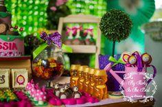 Masha and the bear Birthday Party Ideas | Photo 7 of 27