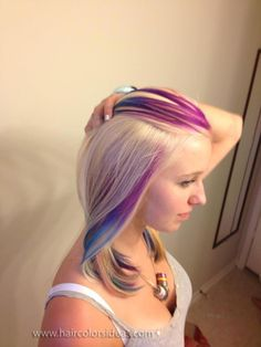 blonde-rainbow-hair