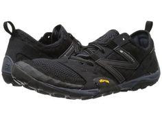New Balance - Minimus 10v1 (Black/Silver) Men's Running Shoes