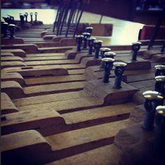 Piano keys at dawn  www.shacklefordpianos.com