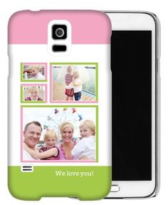 Brightly Framed Samsung Galaxy Case, Slim case, Matte, Samsung Galaxy S5, DynamicColor