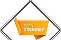 custom online sign designer software tool @norefresh
