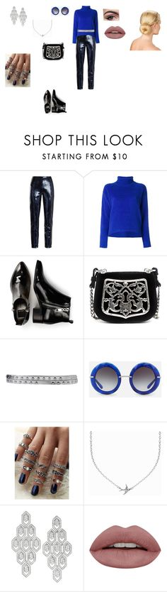 """Casual Outfit"" by helena94-1 on Polyvore featuring Diane Von Furstenberg, PierAntonio Gaspari, Dolce Vita, Prada, MM6 Maison Margiela, Dolce&Gabbana, Minnie Grace, Bulgari and polyvorefashion"