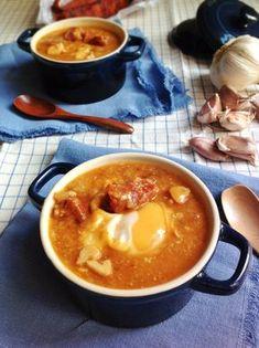 Entra a ver como hacer Sopa de ajo de manera fácil y detallada