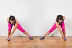 Alternating Lateral Lunge #lunge #bodyweightexercise #bodyweight http://greatist.com/move/lunge-variations-you-need-to-know