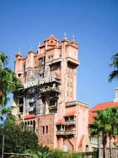 Tower of Terror. BEST RIDE EVER. EVER. Walt Disney World, orlando flordia. 2014