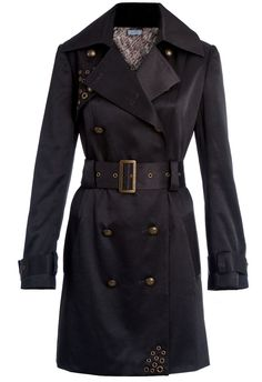 459b2703cb7 Sonata Coat Trench Coat has a real modern twist on a classic wardrobe  staple