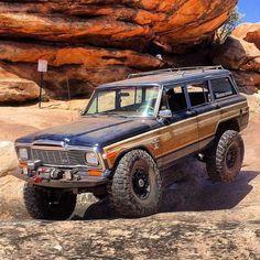 Old Jeep, Jeep 4x4, Jeep Truck, Pickup Trucks, Auto Jeep, Vintage Jeep, Offroader, Jeep Mods, Jeep Wagoneer