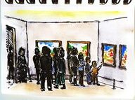 """""""Museos"""", my post in Discentia"""