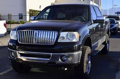 $17,995. If you are into luxury trucks--this is THE truck you should buy. A WOW inside & out! Used 2006 Lincoln Mark LT For Sale | St George UT #1199180   #stgeorgeford #kengarff www.stgeorgeford.com