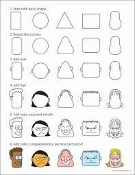 Image result for how to draw cartoons