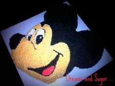 mickey mouse cake !