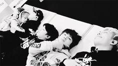 they are so cute #NamjoonSeokjinJungkookJiminTaehyungYoongi