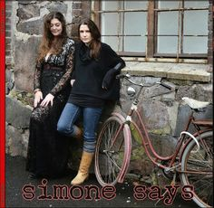 The cover of the the album of Simone Says, band from Gothenburg, Sweden. Playing jazzy music inspired from the 70th.