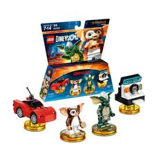 I am selling the Lego Dimensions Gremlins Team Pack. Play as Gizmo and Stripe and use their awesome, cute, and scary abilities. Buying this auction gives their vehicles and opens the gremlins world. Les Gremlins, Gremlins Gizmo, Scarlet, Lego Dimensions, Ps4, Playstation, Krusty The Clown, Construction Lego, Lego Games
