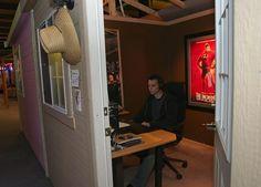 「pixar office」の画像検索結果