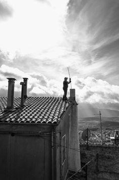 Lo spazzacamino by Bruno Buontempo on 500px