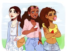 The Schyler Sisters
