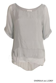 Oversilk 101 L.Grey von KD Klaus Dilkrath #kdklausdilkrath #kd #kd12 #oversilk #over #silk #shirt #grey #light #grey #top #blouse #outfit #march #spring #kdklausdilkrath #kd #dilkrath #kd12 #outfit