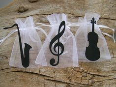 Party Favors By GirlyBows by FavorsByGirlybows on Etsy Music Party Decorations, Baby Shower Decorations, Party Themes, Music Note Cake, Music Notes, Music Baby Showers, Music Cupcakes, Motown Party, Fathers Day Brunch