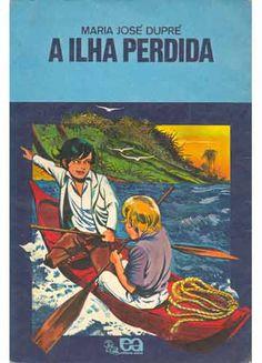"""Recomendação de Leitura: Livro """"A Ilha Perdida"""""""