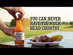 You can never have too much Head Country ... #HeadCountryBBQ #BBQ #grilling #food