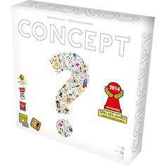 Jogo de Tabuleiro - Concept - Caixa