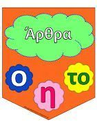 Teachers Aid: Τα μέρη του λόγου Learn Greek, Greek Language, Greek Alphabet, Teaching Methods, School Worksheets, Greek Words, Word Pictures, Learning Disabilities, School Hacks