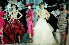 john+galliano+haute+couture+2007 | HAVE A NICE DAY!! ♥