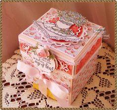 ODBD- Birthday Tea box