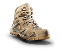 Lowa Zephyr / Direct Attach / Webbing / Midsole great boots, I wear them constantly, so comfy Tactical Shoes, Tactical Wear, Tactical Clothing, Tactical Backpack, Military Gear, Military Equipment, Military Fashion, Forma Adventure, Fashion Boots