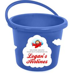 Party buckets - email jackie@babazoo.co.za to get your personalised party bucket.