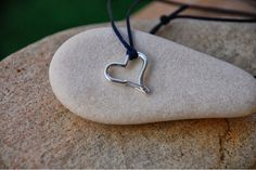 Heart Shaped Carabiner Necklace Sterling Silver - Rock Climbing Jewelry - Gift for Climbers - Climbing Necklace - Climber Necklace Sterling Silver Jewelry, 925 Silver, Climbing Carabiner, Things To Buy, Stuff To Buy, Climbers, Rock Climbing, Heart Shapes, Jewelry Gifts