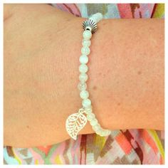 Happiness Intention Bracelet - Peaceful Edition