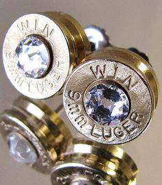 FREE SHIPPING 9mm Luger WINCHESTER Bullet by BulletVarieties