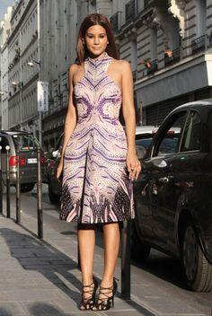 Vogue Australian senior fashion editor - Christine Centenera..