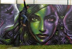 Interview with Brazilian Street Artist Valdi Valdi – Street Art 360